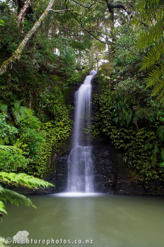 Omeru Waterfall