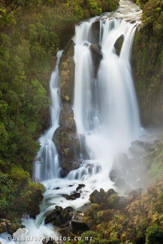 Waipunga Waterfall